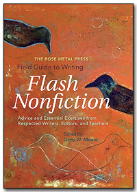 Flash Nonfiction Guide is 2012 Book of the Year Finalist