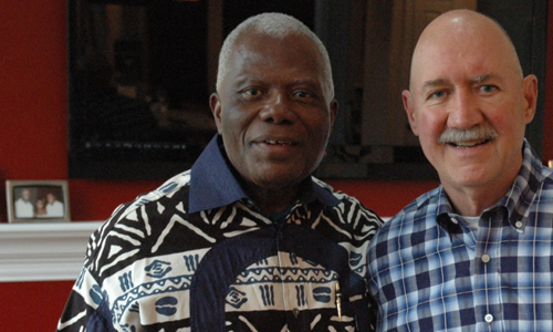 Two Alumni: A Search through 50 Years, Two Countries