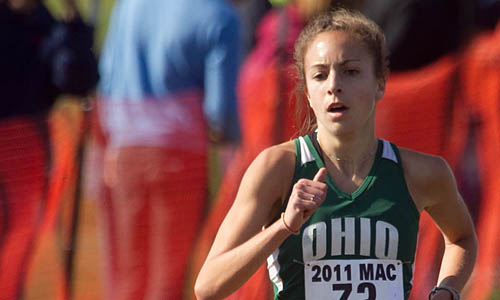 Distance Runner Among 10 on Academic First Team in 5-State Region