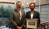 Japanese Governor of Hard-Hit Iwate Area Says Thank You for Tsunami Aid