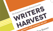 Writers Harvest to Benefit Ohio Food Bank, Sept. 24