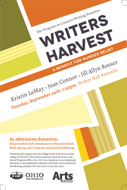 Writers Harvest
