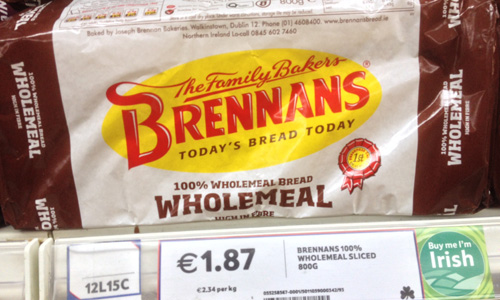 Food Labeling and Transparency in Ireland and the EU