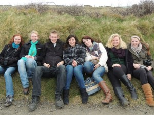 Northern Ireland Info Session | Spring Break Trip on Law and Conflict, Sept. 23