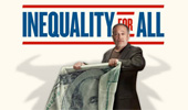 Wealth & Poverty Screens 'Inequalty for All,' Oct. 16