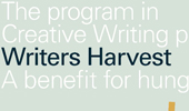 Writers Harvest To Benefit Ohio Food Banks, Sept. 23