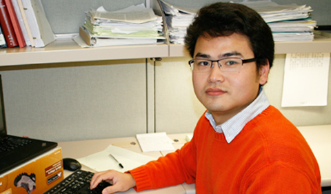 Postdoc Xilin Zhang Advances Nuclear Theory