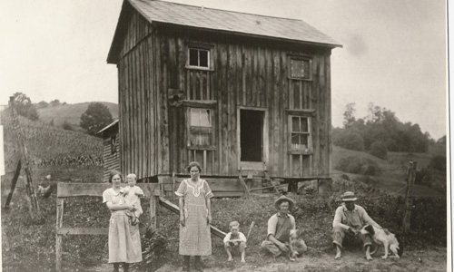 Appalachia Literacy—Stories of History and Self-Sufficiency