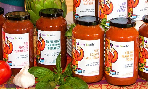 French Alum Puts Creamy Vodka Parmesan Sauce on the Map