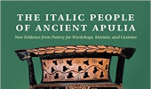 The Italic People of Ancient Apulia book cover