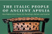 Carpenter Edits Book on 'Italic People of Ancient Apulia'