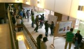 CMSS and NQPI Hold Joint Poster Session