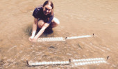 PBIO Grad Student Analyzes Effects of Acid Mine Drainage on Local Streams