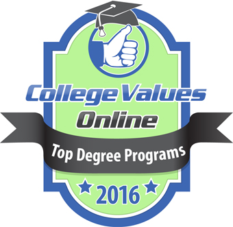 College Values Online graphic