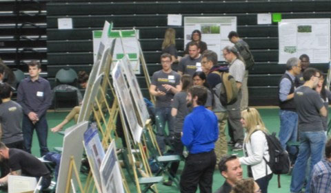 Students at the 2016 Expo