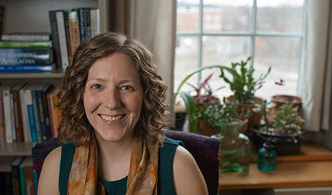 Assistant Professor Rachel Terman co-authors The Rise of Women Farmers and Sustainable Agriculture