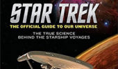 Fire to iPhone | Author of 'Star Trek The Official Guide to Our Universe,' Oct. 22