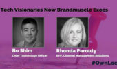 Biochemistry Alum Named Chief Technology Officer at Brandmuscle
