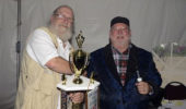 """The U.S. champion on the 13th national slow smoke competition was Mike """"Doc"""" Garr on May 3, 2015, at the Chicagoland International Pipe and Tobacciana Show."""