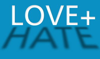 Between Love and Hate theme graphic