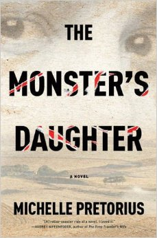 Cover of The Monster's Daugther