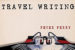 Sandusky Register Reviews Alum Peter Ferry's 'Travel Writing'