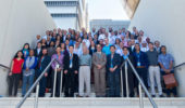 Participants of the Fourth Arab-American Frontiers of Science, Engineering and Medicine Symposium in Abu Dhabi.
