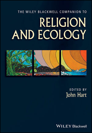 Religion and Ecology Book Cover