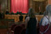 High School Students Visit Supreme Court, Conduct Mock Trial