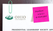 President Looking for Arts & Sciences Students for Leadership Society