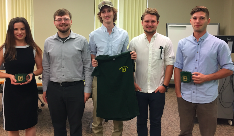 Students Share Findings from Wayne National Forest Internships