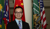 Economics Major Expands His Global Perspective with Study Abroad, Campus Involvement