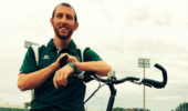 Klein Probes Using Outdoor Elliptical Bicycle to Avoid Running Injuries