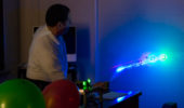 Physics & Astronomy Open House, Fun with Lasers and More, Nov. 4