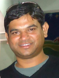 Srivyal Vuyyuri at Sphoorti, Hyderabad, India