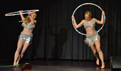 Ohio University Twins Hula Hoop Their Way onto AMC's Showville