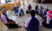 Schmittauer's Students Learn to be 'Loud and Proud' in Malaysia