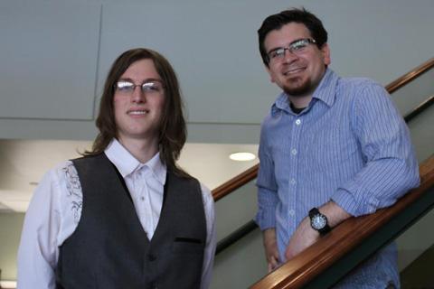 Gary Grant and Rico Sagardia, Razor Dynamics co-founders