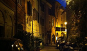 Playing with a Paradox: An Arrival in Trastevere