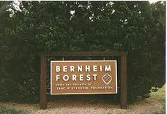 Bernheim Arboretum and Research Forest; Kniola's Horticulture Internship