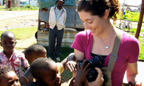 Writer's View from Rural South Africa Wins Duke Award