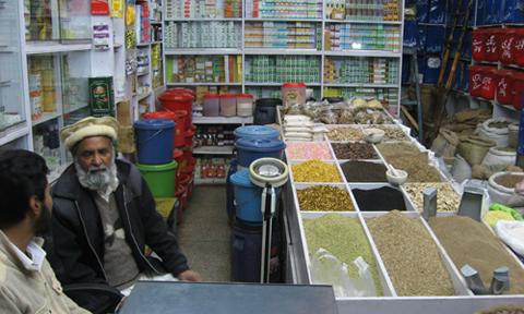Medicinal Shop in Pakistan