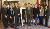Beijing International Studies University MOU Promotes Scholarship, Study Abroad