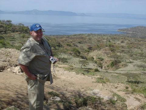 Geoffrey DeBelko, Lake Chomo, Ethiopia, 2009
