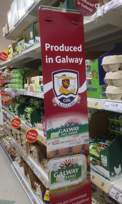 Produced in Galway