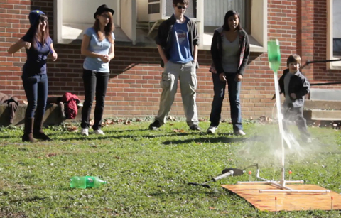 Physics Open House | Fun with Liquid Nitrogen and More, Nov. 7