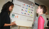 MCB Student Takes Second for Poster Presentation