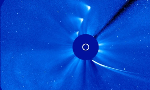 Hicks: Comet Could Tell Tales of Oort