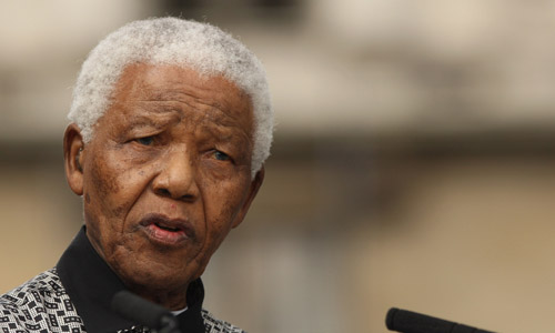 Mda: I Remember Nelson Mandela