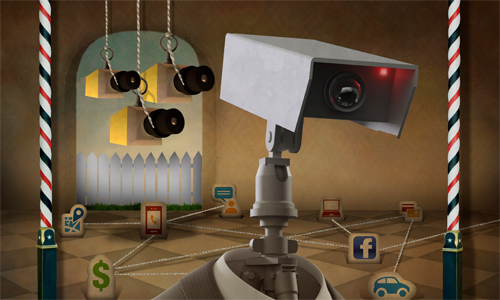 What Privacy? New Book Details Surveillance in Modern Society